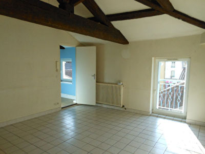 Appartement type 2 Bourg-en-Bresse centre ville